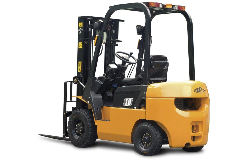 Wózek widłowy Hangcha 1500 1750 2000 Kg