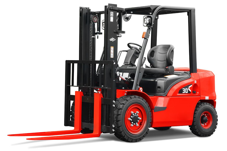 Wózek widłowy Hangcha 2500 3000 3500  Kg X