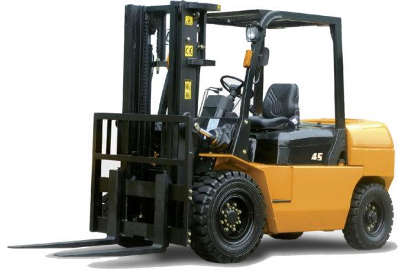 Wózek widłowy Hangcha 4000 4500 5000 Kg 600x400