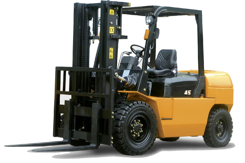 Wózek widłowy Hangcha 4000 4500 5000 Kg