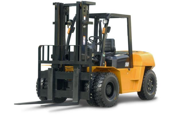 Wózek widłowy Hangcha 5000 6000 7000 Kg 600x400