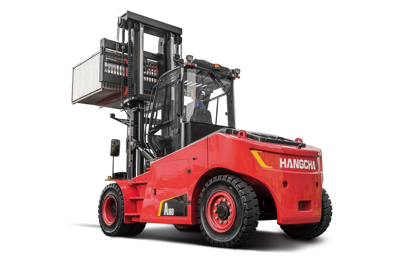 Wózek widłowy Hangcha elektryczny 12000 14000 16000  Kg