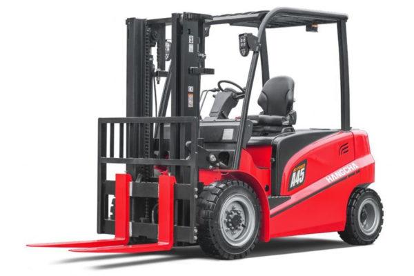 Wózek widłowy Hangcha elektryczny 4000 4500 4990 Kg 600x400