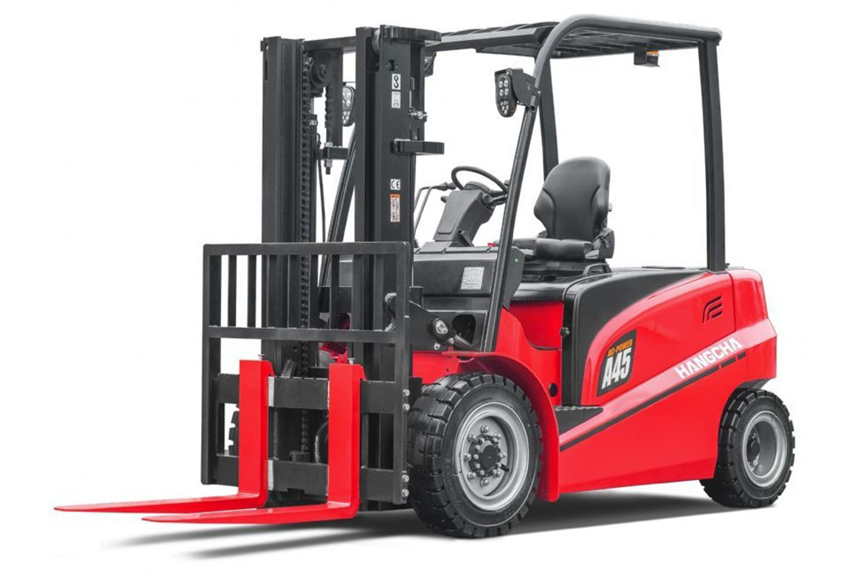 Wózek widłowy Hangcha elektryczny 4000 4500 4990 Kg