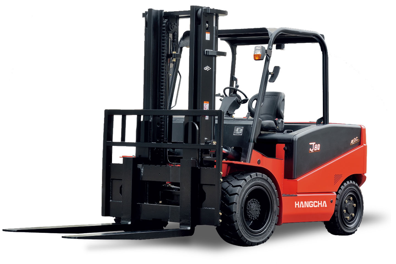 Wózek widłowy Hangcha elektryczny 5000 5500 6000 7000 8000 8500 Kg