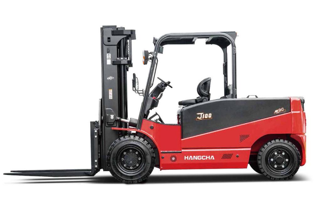 Wózek widłowy Hangcha elektryczny 8000 9000 10000 Kg 1024x683