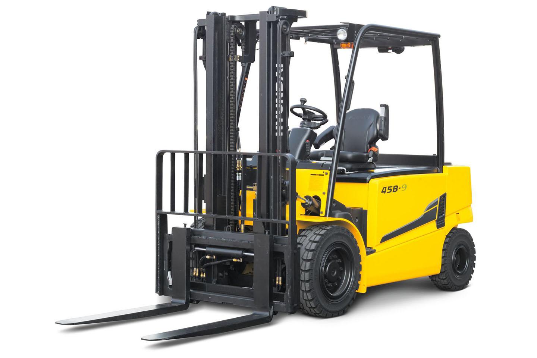 Wózek elektryczny Hyundai 4000 4500 5000  Kg 80V  01 1