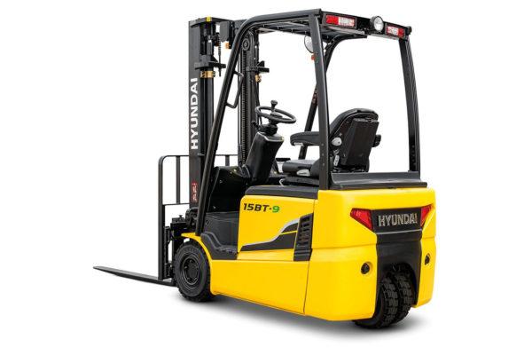 Wózek elektryczny Hyundai 1500 1750 2000 Kg 3 kołowe 48V  01 1 600x400