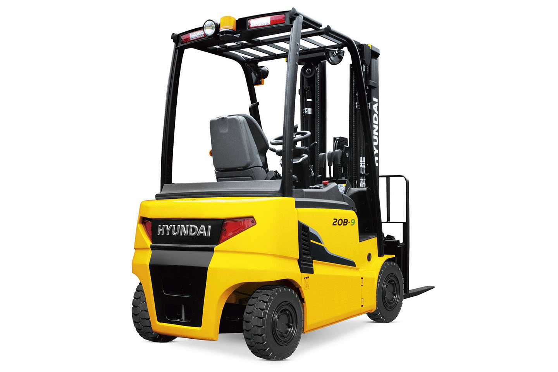 Wózek elektryczny Hyundai 1600 1800 2000 Kg 48V  01 1