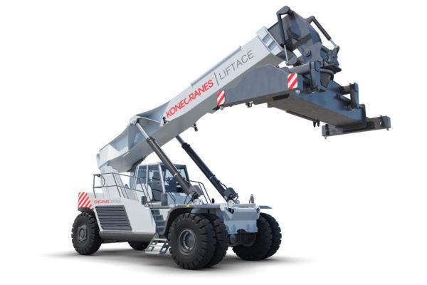 Wózek widłowy KONECRANES Reachstacker 600x400
