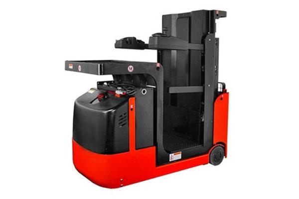 Wózek widłowy Hangcha do zastosowań magazynowych 500 600x400
