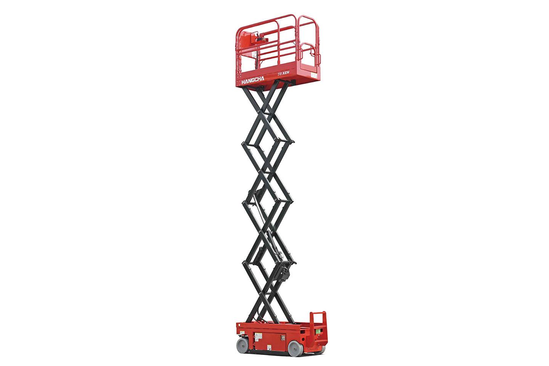 Wózek widłowy Hangcha do zastosowań magazynowych 6500 15600